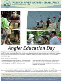 Angler Education Day