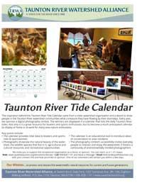 Calendar Sponsorship Sheet