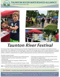 Taunton River Festival